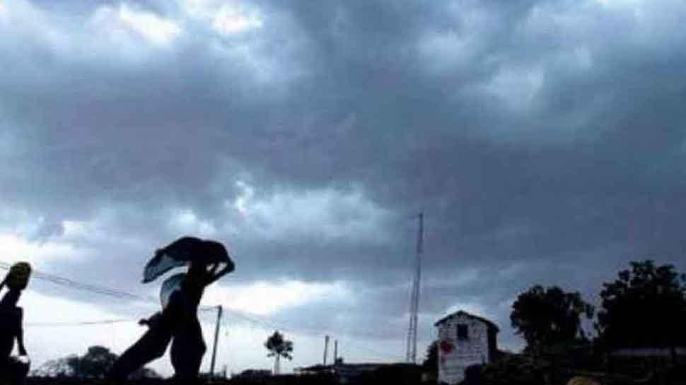 मध्य प्रदेश में जारी है मौसम में बदलाव, मानसून के कमजोर पड़ने से मौसम हुआ शुष्क