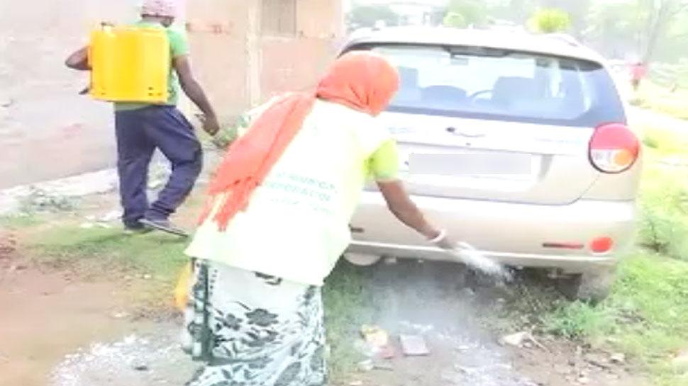 पटना में डेंगू के मरीजों की संख्या बढ़कर हुई 823,20 जगहों पर लगाए गए हेल्थ कैंप