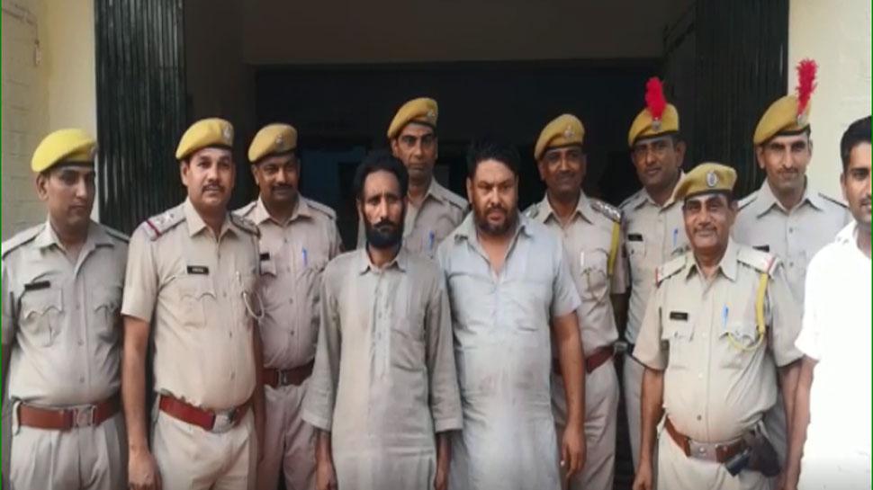 हनुमानगढ़: पुलिस ने बरामद किया 10 क्विंटल डोडा पोस्त, 2 तस्कर गिरफ्तार