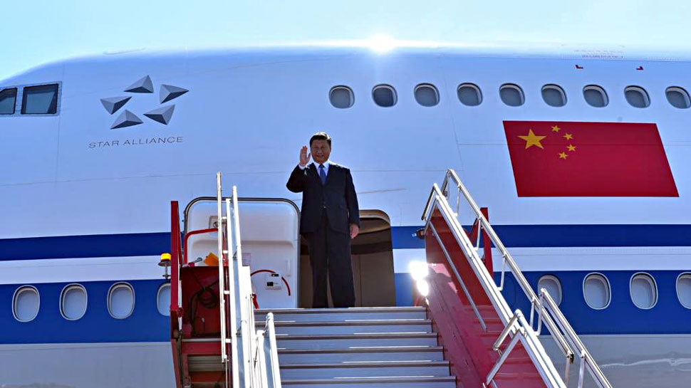 LIVE: चेन्नई में हैं चीन के राष्ट्रपति शी जिनपिंग, कुछ देर में जाएंगे महाबलीपुरम