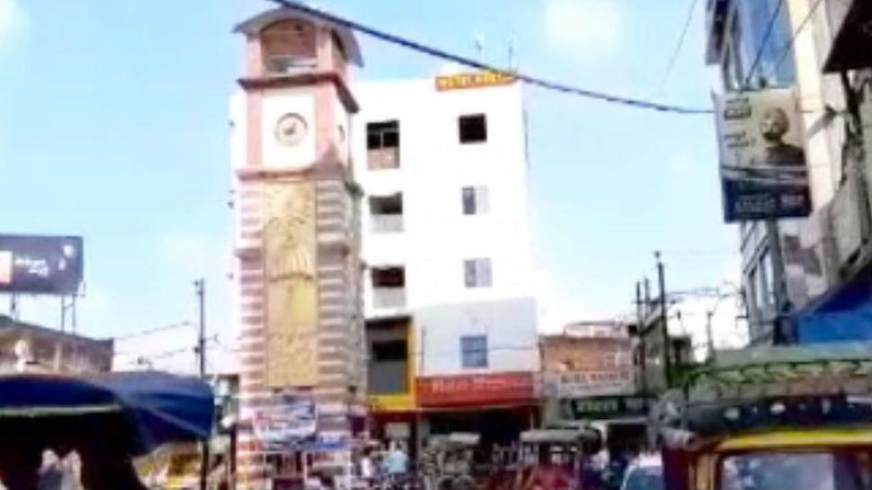 देवघर: गिराया जाएगा शहर का प्रसिद्ध टावर चौक, जानिए क्या है कारण