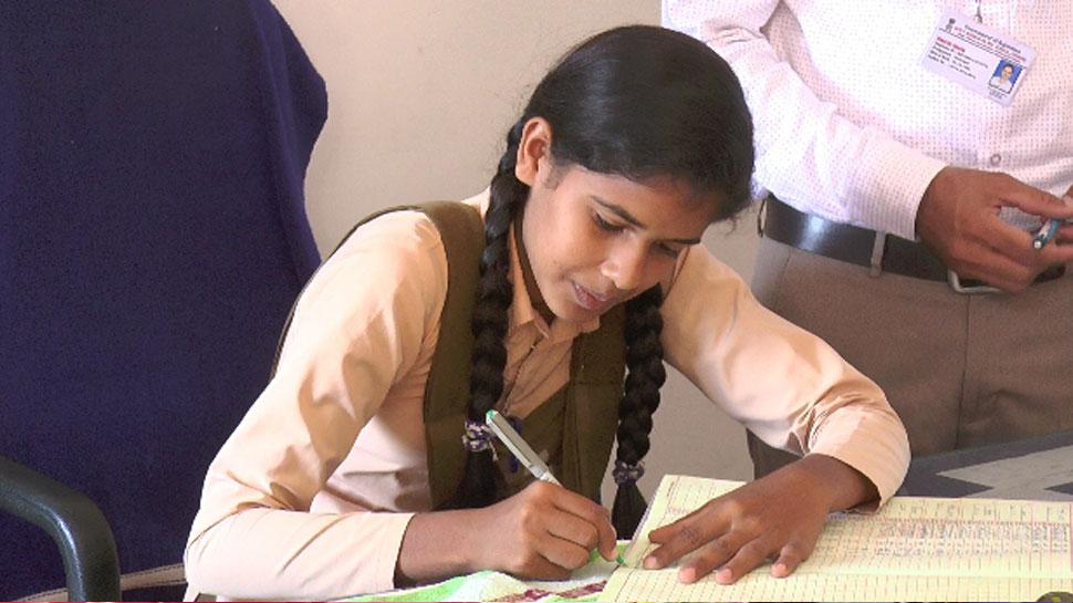 International Girls Day: मजदूर की बेटी सोनम बनीं एक दिन की प्रिंसिपल, कुछ इस तरह जताई खुशी