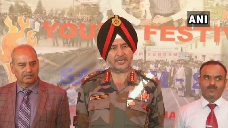 कश्मीर सीमा के उस पार 500 आतंकी जबकि इस पार 200, लेकिन सुरक्षा को कोई खतरा नहीं
