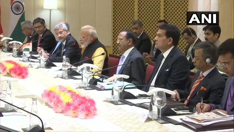 भारत के वो 8 अहम रणनीतिकार, जिन्होंने पीएम मोदी के साथ शी जिनपिंग से की बातचीत