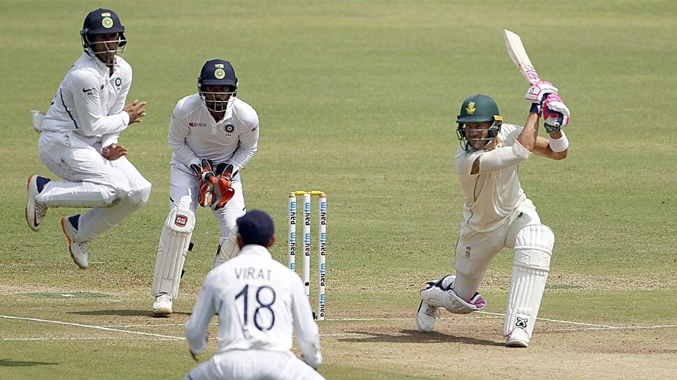 IND vs SA Pune test Day 3: पेसर्स के बाद चमके स्पिनर्स, साउथ अफ्रीका फॉलोऑन के करीब