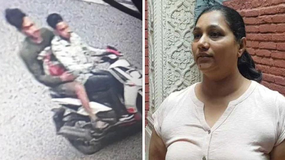 PM मोदी की भतीजी से झपटमारी मामले में आरोपी गिरफ्तार, कैश और सामान बरामद