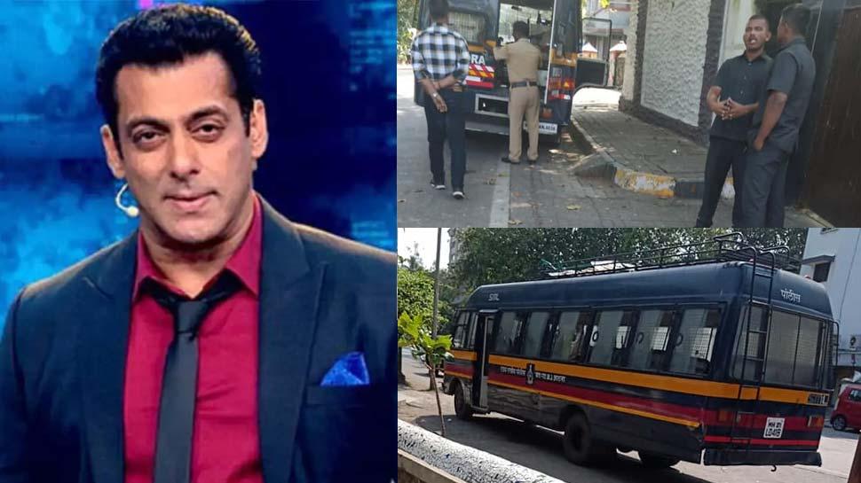 तेज हुआ 'BIGG BOSS' का विरोध, सलमान खान के घर के बाहर प्रदर्शन में 20 गिरफ्तार