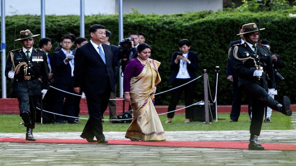 शी जिनपिंग ने कहा, 'हिमालय जैसी ऊंची और शानदार है नेपाल-चीन दोस्ती'