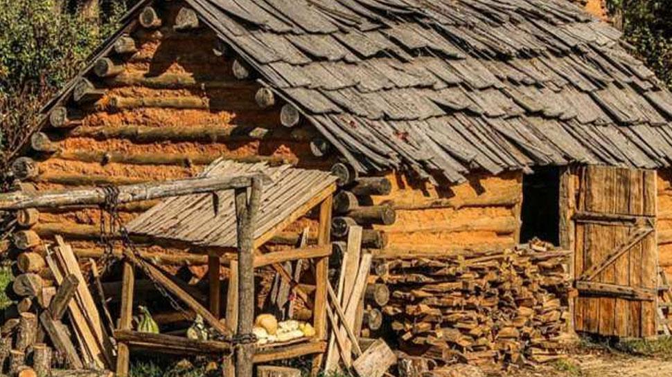 जैसलमेर: अतिक्रमण के खिलाफ अभियान में पीएम आवास योजना में बना मकान धवस्त