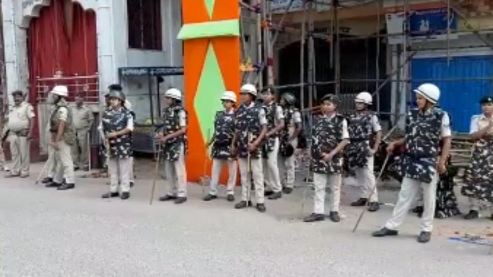 जहानाबाद: चौथे दिन नियंत्रण में स्थिति, 12 मामले दर्ज, हिरासत में लिए 73 लोग
