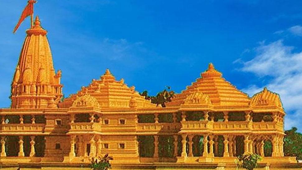 अयोध्या केस को लेकर आने वाला है आखिरी फैसला, मंदिर निर्माण के लिए 60% शिलाएं तैयार