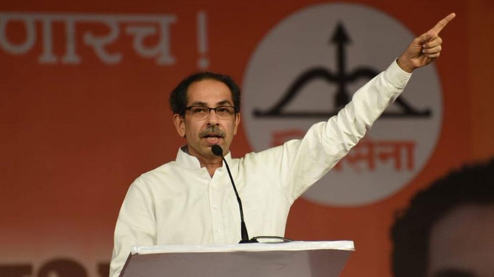 अगर हम महाराष्ट्र में बीजेपी को समर्थन नहीं करते तो सरकार गिर जातीः उद्धव ठाकरे