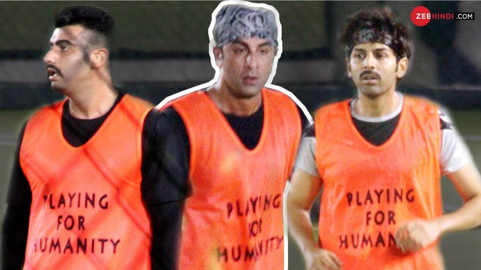 Arjun Kapoor, Karthik Aryan and Ranbir Kapoor