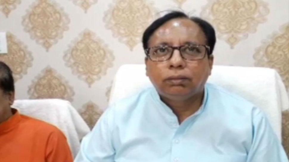 बिहार: BJP प्रदेश अध्यक्ष को बेतिया में किया गया सम्मानित, पटना नगर निगम पर साधा निशाना