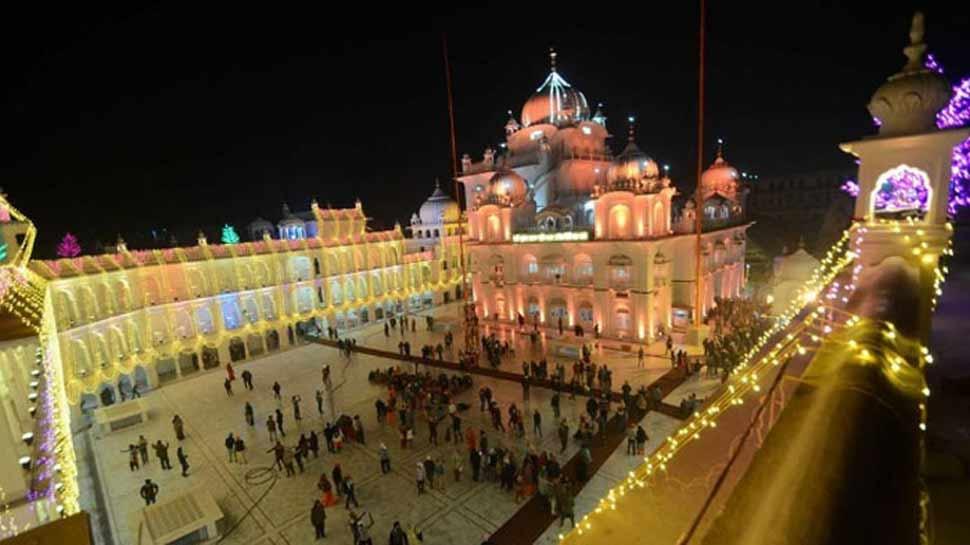 पाकिस्तान के ननकाना साहिब से निकला अंतर्राष्ट्रीय नगर कीर्तन, पहुंचा राजस्थान