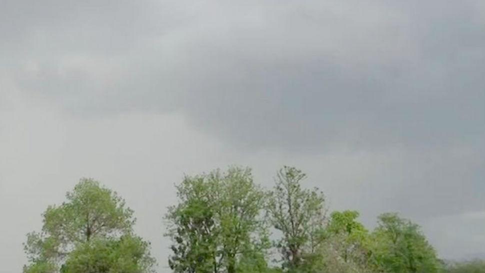 बिहार में छाए आंशिक बादल, 22.3 डिग्री न्यूनतम तापमान दर्ज