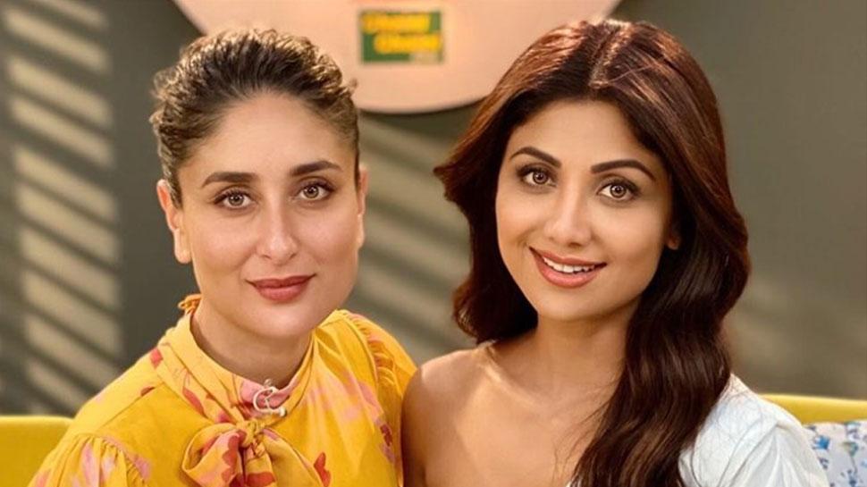 एक फ्रेम में नजर आईं करीना कपूर खान और शिल्पा शेट्टी! फैंस ने किए मजेदार कमेंट्स