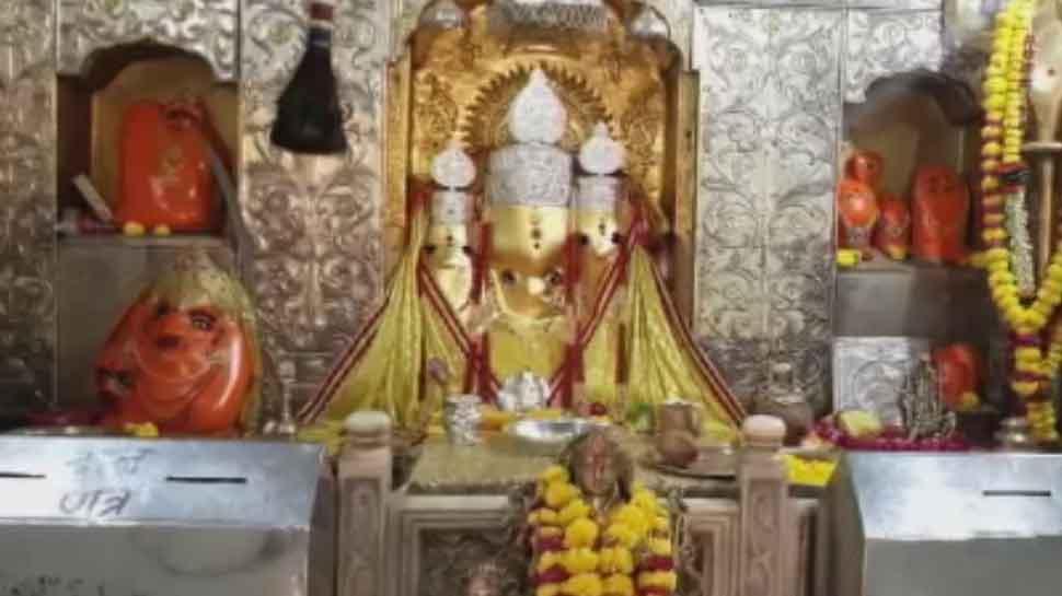 कभी पांडवों ने पाई थी जीत, अब राम मंदिर के लिए हुआ मां बगलामुखी मंदिर में 'शत्रु विजय यज्ञ'