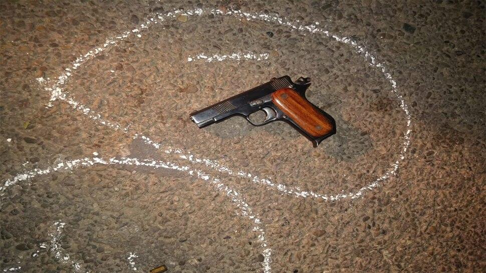 दिल्ली में एक और एनकाउंटर, लेडी श्रीराम कॉलेज के पीछे हुई मुठभेड़, ईनामी बदमाश को लगी गोली