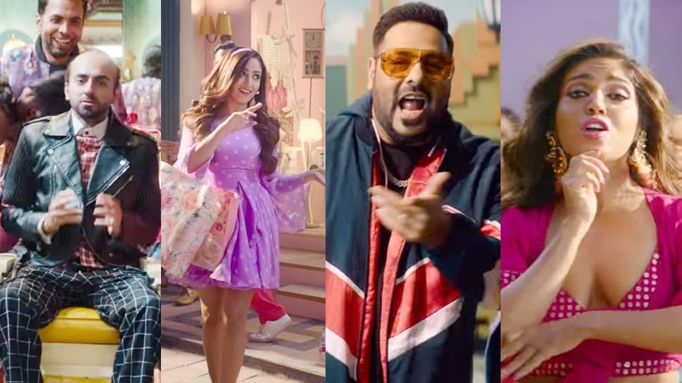 VIDEO: रिलीज हुआ 'Bala' का गाना 'Don't Be Shy', बादशाह का एक और धमाका