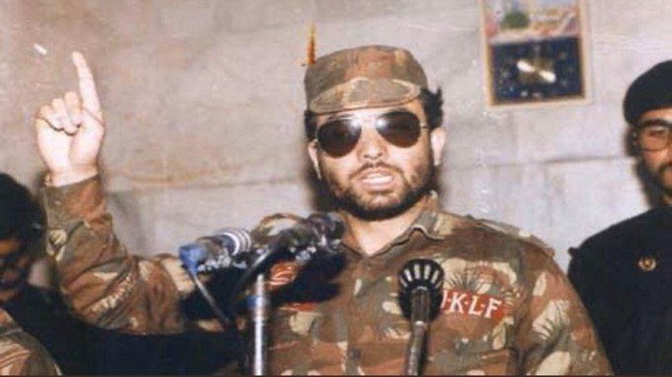 JKLF आतंकी जावेद मीर गिरफ्तार, 1990 में वायुसेना अफसरों की हत्या का है आरोपी