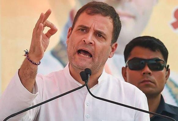 भाजपा को घेरने आए राहुल, मीडिया को बता दिया कमजोर
