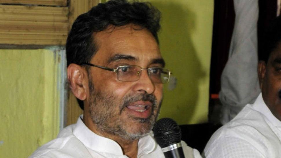 उपेंद्र कुशवाहा ने की CM नीतीश से मांग- बिहार में ना मिले दूसरे राज्य के लोगों को नौकरी