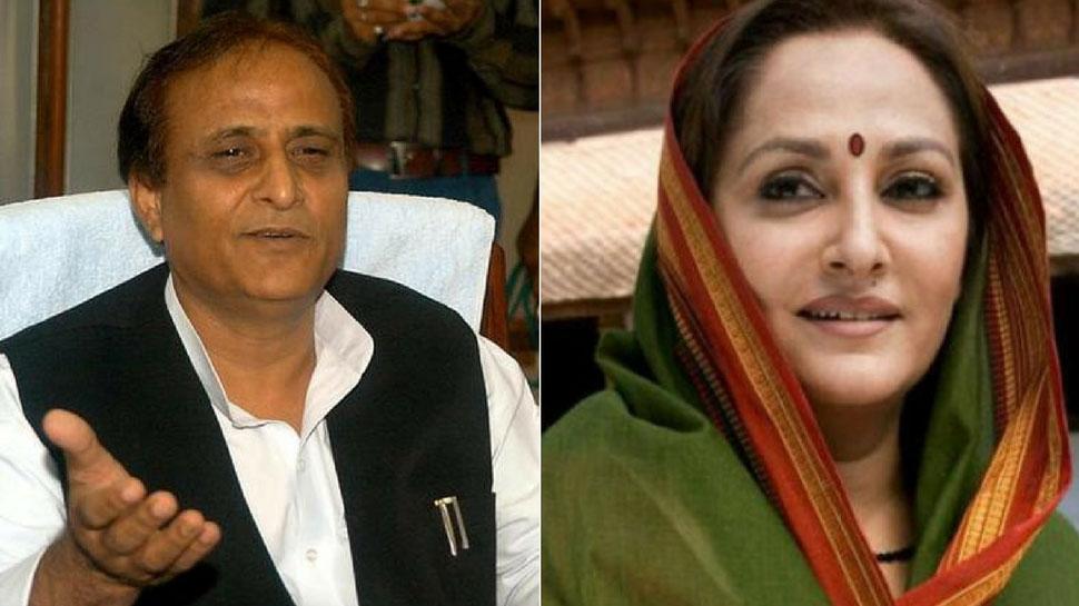 रामपुर विधानसभा उपचुनाव: प्रचार थमने से पहले आजम खान और जयाप्रदा ने पढ़े 'शेर'