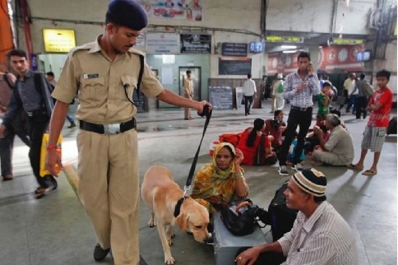 नेपाल के रास्ते घुसे आतंकवादी, रेलवे ट्रैक पर बड़ी वारदात की साजिश