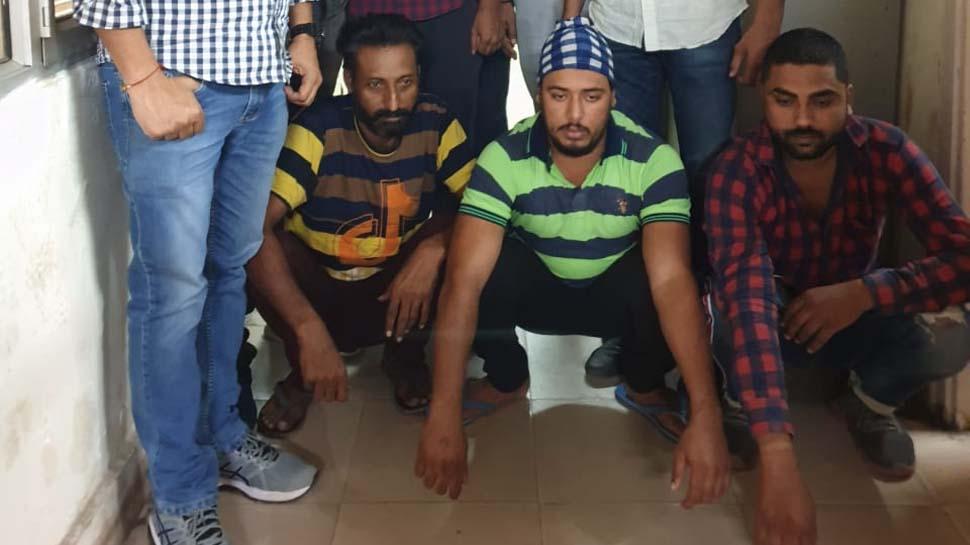 वॉशिंग मशीन में छुपाकर ला रहे थे ड्रग्स, दिल्ली में गिरफ्तार हुए तीन सप्लायर