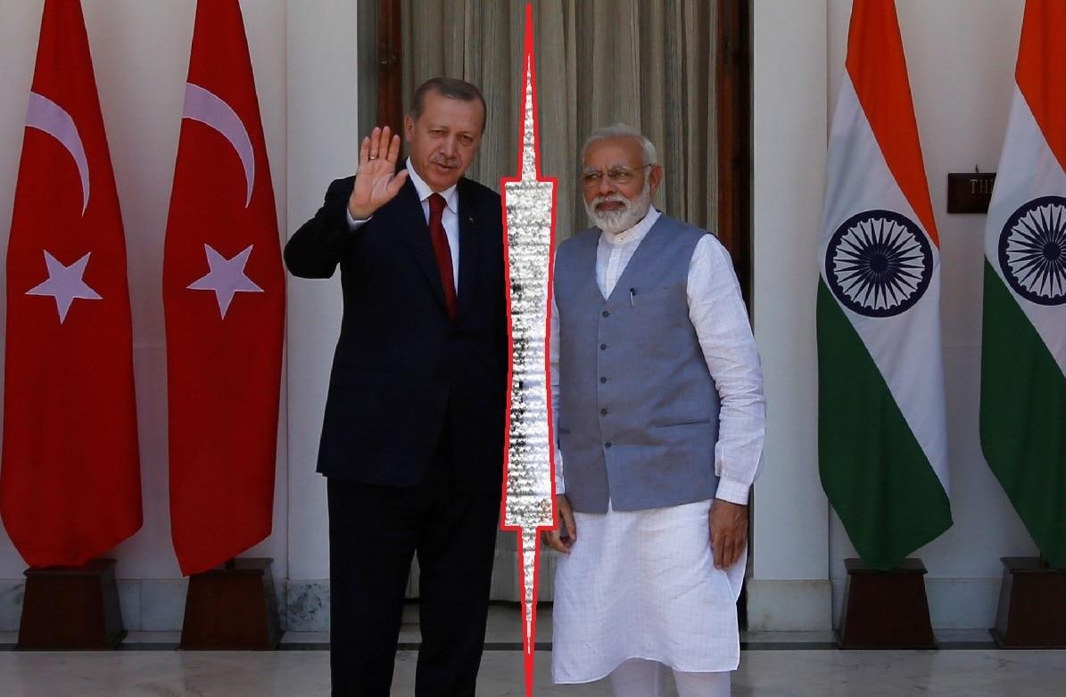 पाकिस्तान का साथ देने वाले तुर्की से बेहद नाराज हैं पीएम मोदी