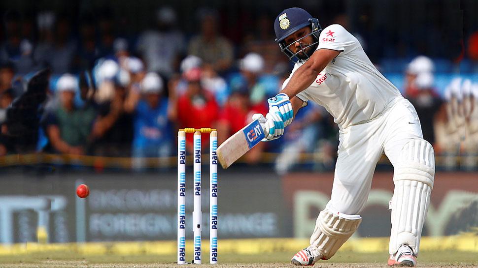 IND vs SA: रोहित ने लगाया अपने टेस्ट करियर का पहला दोहरा शतक, बनाए ये भी रिकॉर्ड
