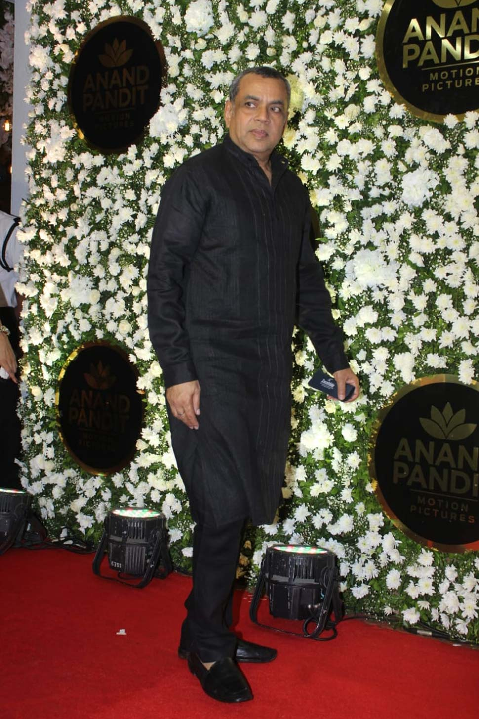 Anand Pandit Diwali party