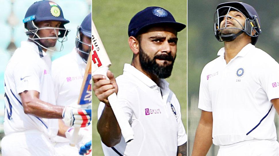 एक सीरीज, तीन मैच; तीनों में दोहरे शतक, टीम इंडिया ने पहली बार किया यह कारनामा...
