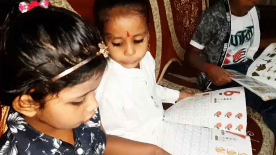 Ritima's mother used to go to Hanuman temple everyday with her daughter