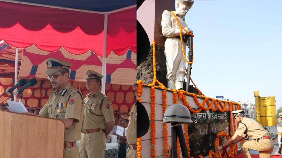 राजस्थान पुलिस अकादमी में शहीद दिवस पर दी गई श्रद्धांजली, रक्तदान शिविर का हुआ आयोजन