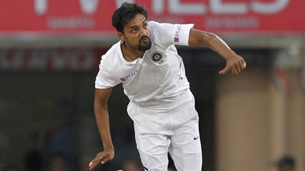 IND vs SA: रांची में छाए शाहबाज नदीम, पहला टेस्ट विकेट लेकर बनाया यह रिकॉर्ड