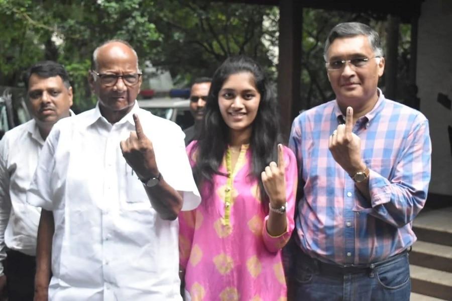 महाराष्ट्र विधानसभा चुनावः 6 बजे तक सिर्फ 55.33% मतदान