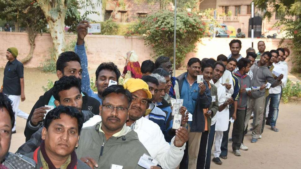 राजस्थान: खींवसर और मंडावा विधानसभा सीट पर उपचुनाव शांतिपूर्ण तरीके से हुआ पूरा