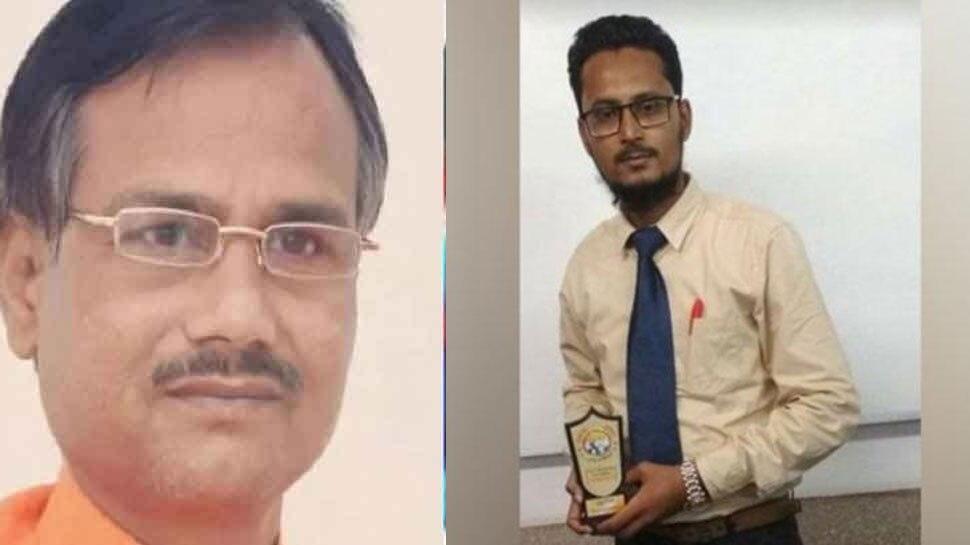 बड़ा खुलासा: हत्यारोपी अशफाक ने रोहित सोलंकी के नाम से ली थी हिंदू समाज पार्टी की सदस्यता