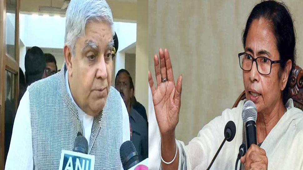 गवर्नर और पश्चिम बंगाल सरकार के बीच तनातनी, राज्यपाल बोले, 'मैं राज्य सरकार के अधीन नहीं'