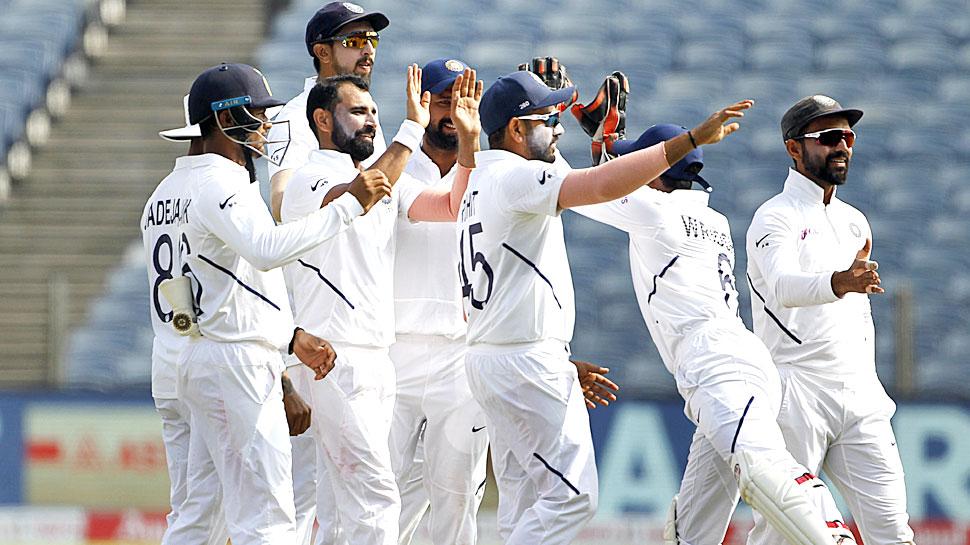 ICC टेस्ट चैंपियनशिप में 100% नंबर लाने वाली पहली टीम बनी 'विराट ब्रिगेड'