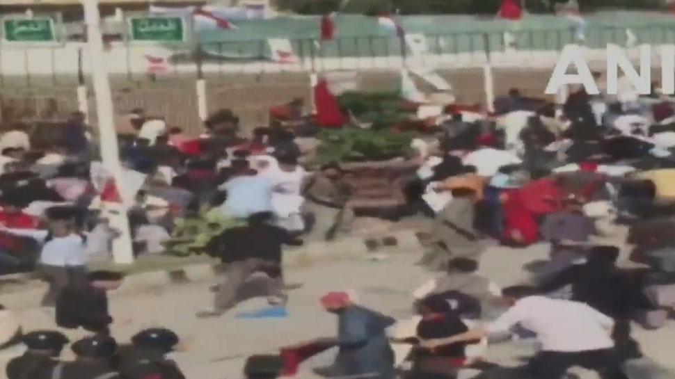 PoK में पाकिस्तान के खिलाफ प्रदर्शन, पुलिस ने की फायरिंग, 2 की मौत, 100 से ज्यादा घायल