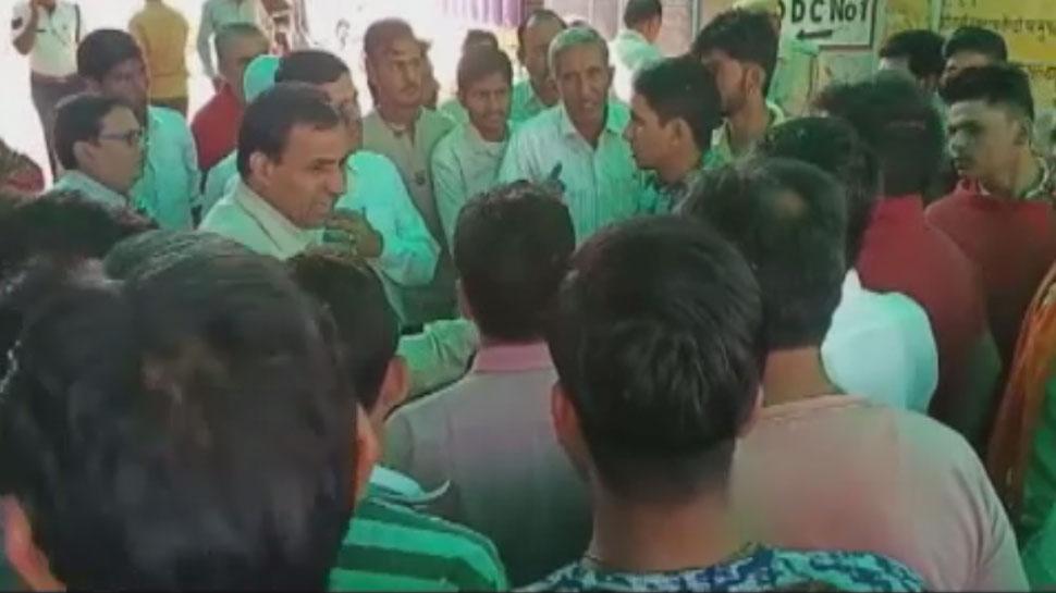 चूरू: सरदारशहर में बीजेपी नेता की हत्या के बाद तनाव, भारी पुलिस जाब्ता तैनात