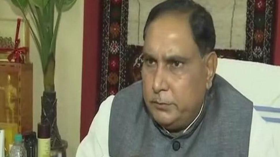 पटना: माहेश्वर हजारी का बड़ा बयान, कहा- 'जनता परिवारवाद के खिलाफ फैसला दे रही'