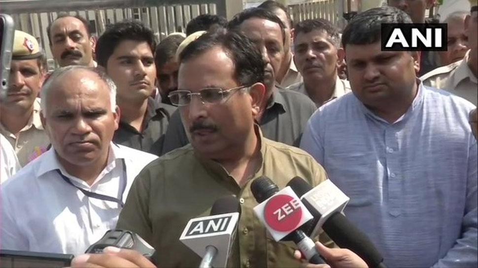 हरियाणा: कैप्टन अभिमन्यु ने कहा, 'जनता ने JJP के पक्ष में जनादेश दिया है, हम इसका सम्मान करते हैं'