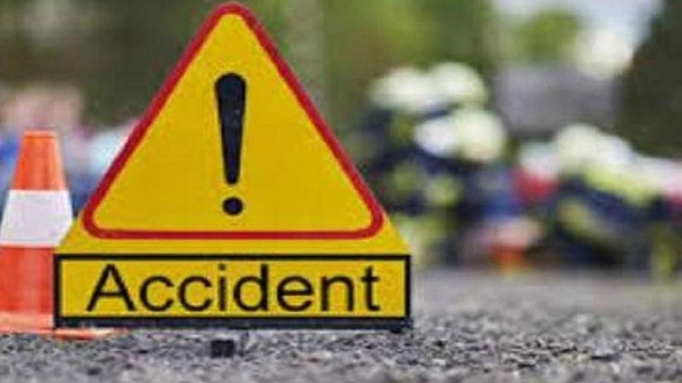 हनुमानगढ़: सड़क दुर्घटना में युवक की मौत, विरोध में आक्रोशित लोगों ने किया जाम