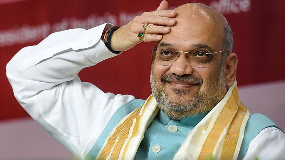 Vidhan Sabha election results 2019: महाराष्ट्र+हरियाणा दोनों जगह BJP बनाने जा रही है सरकार: अमित शाह