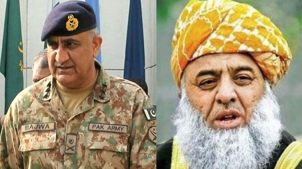 पाकिस्तान : क्या हुआ ऐसा जो सैन्य प्रमुख बाजवा को देनी पड़ी मौलाना फजल को चेतावनी, पढ़िए...
