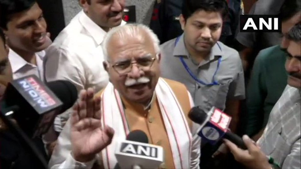 हरियाणा LIVE: बीजेपी नेता अनिल जैन का दावा, '8 निर्दलीय विधायकों ने दिया समर्थन'